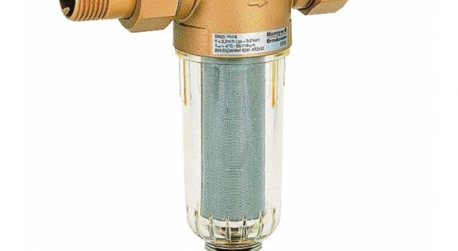 Эффективны ли в работе традиционные сетчатые фильтры для воды?