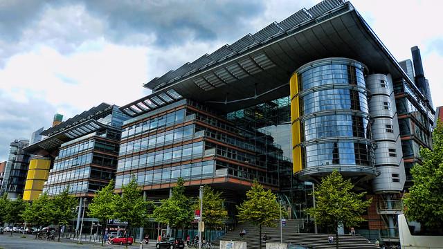 Инвестиционный проект — торговый центр в Германии