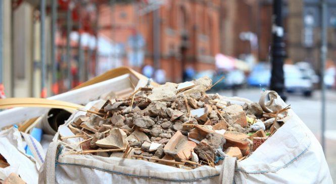 Вывоз строительных отходов клининговыми компаниями
