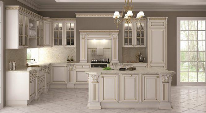 Актуальные тенденции кухонной мебели