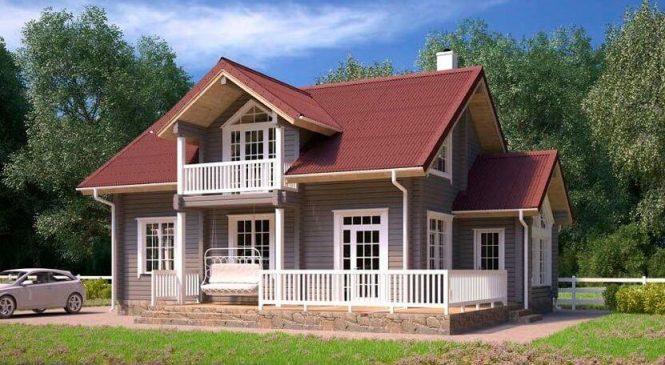 Деревянный дом: за и против