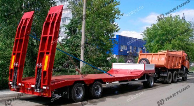 Как осуществляются перевозки негабаритных грузов