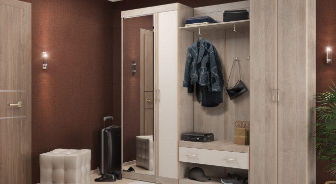 По каким критериям выбирается шкаф в прихожую