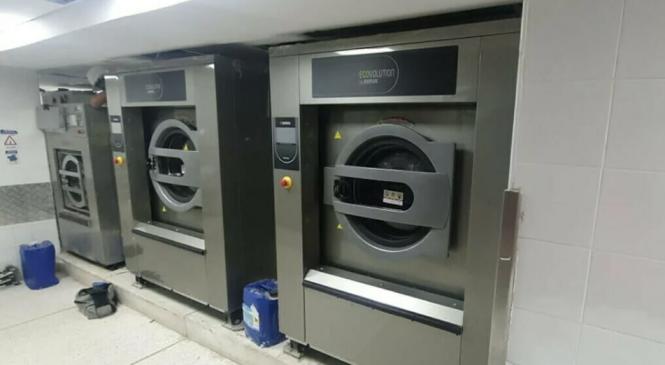 Промышленная стиральная машина — как правильно выбрать стиральную машину для вашей компании