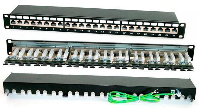 Патч-панели для оптимизации работы любой кабельной сети