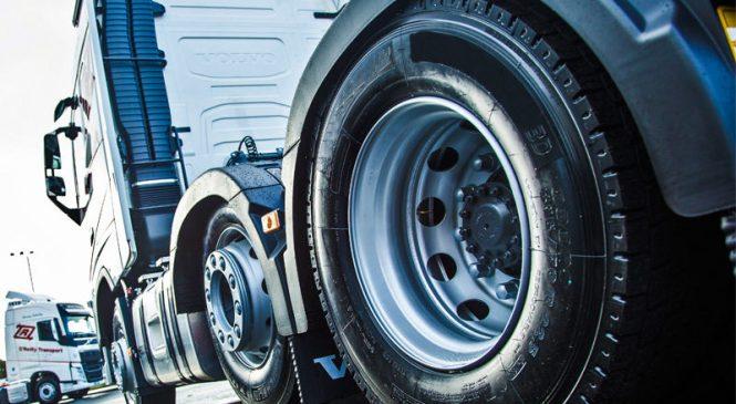 Грузовые шины: устройство и классификация