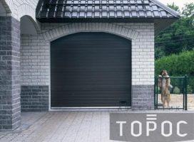 Секционные гаражные ворота: достоинства и недостатки