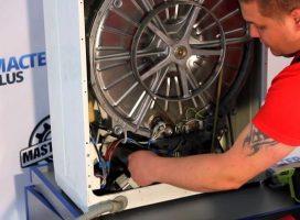 Самые частые причины выхода из строя стиральных машин