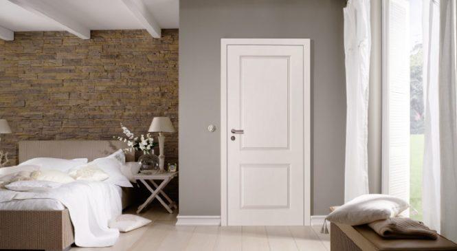 Межкомнатные двери в интерьере «лофт»
