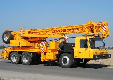 Как транспортируют строительные краны