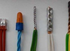 Как соединить провода (в фотографиях)